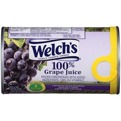 Welch's 100% Juice, Grape