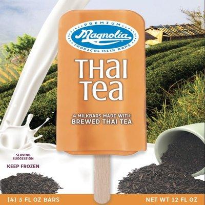 Magnolia Thai Tea Milkbar