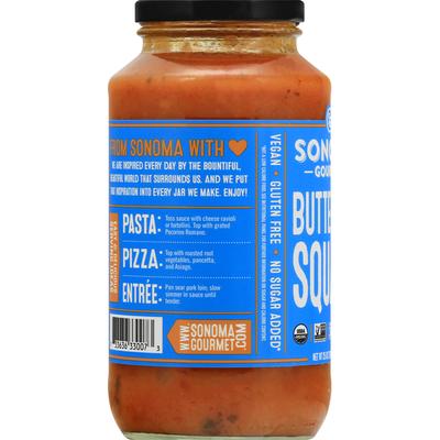 Sonoma Gourmet Sauce, Organic, Butternut Squash