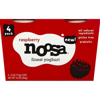noosa Raspberry Yoghurt