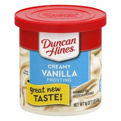 Duncan Hines Frosting, Creamy Vanilla
