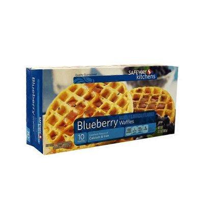 Signature Kitchens Waffles, Blueberry