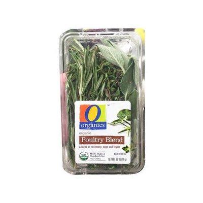 O Organics Poultry Blend, Organic