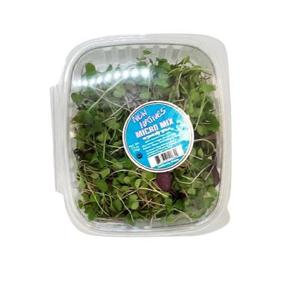 New Natives Organic Micro Greens Sprouts