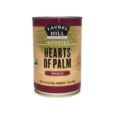 Laurel Hill Whole Hearts Of Palm in Can