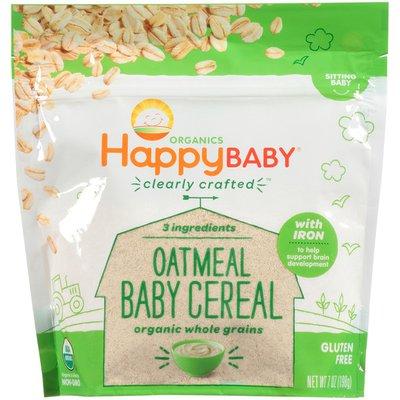 Happy Baby Oatmeal