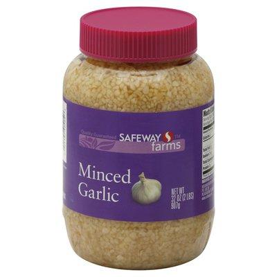 Signature Kitchens Garlic, Minced