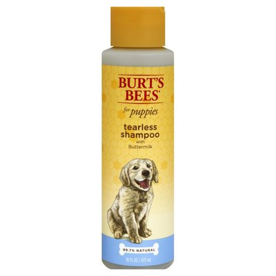 Burt's Bees Shampoo, with Buttermilk, Tearless, for Puppies