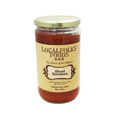 LocalFolks Foods Diced Tomatoes