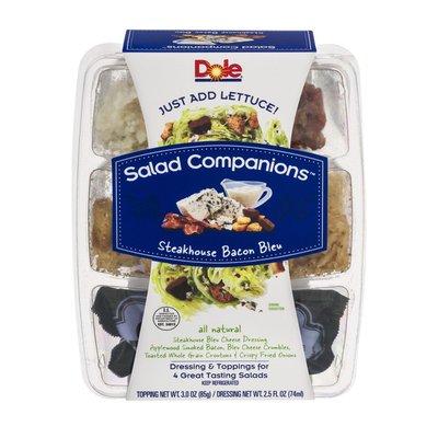 Dole Salad Companions Steakhouse Bacon Bleu