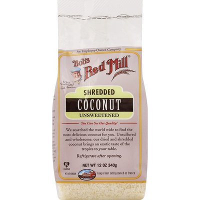 Bob's Red Mill Coconut, Unsweetened, Shredded
