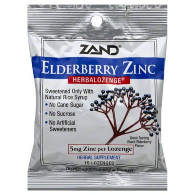 Zand Elderberry Zinc