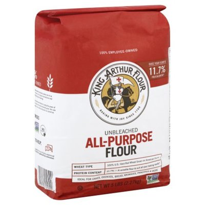 King Arthur Baking All-Purpose Flour, Unbleached