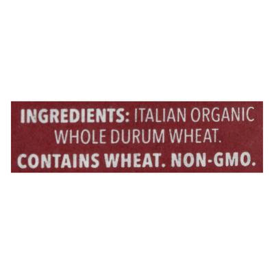 DeLallo Organic Whole Wheat Fusilli #27
