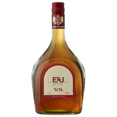 E&J Vs Brandy VS Brandy