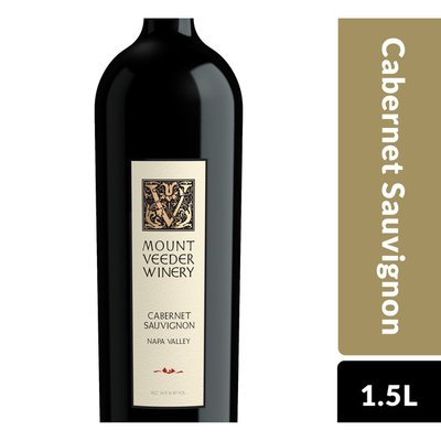 Mount Veeder Napa Valley Cabernet Sauvignon Red Wine