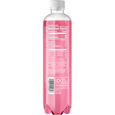 Sparkling Ice Sparkling Water, Zero Sugar, Kiwi Strawberry