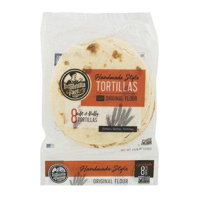 La Tortilla Factory Original Flour Handmade Style Tortillas