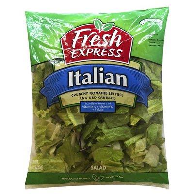 Fresh Express Salad, Italian