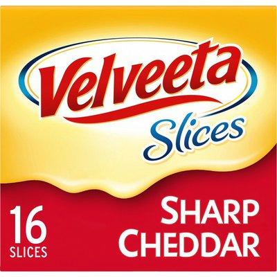 VELVEETA Sharp Cheddar Cheese