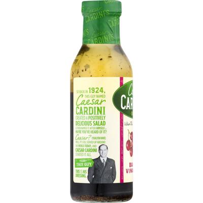 Cardini's Balsamic Vinaigrette Salad Dressing