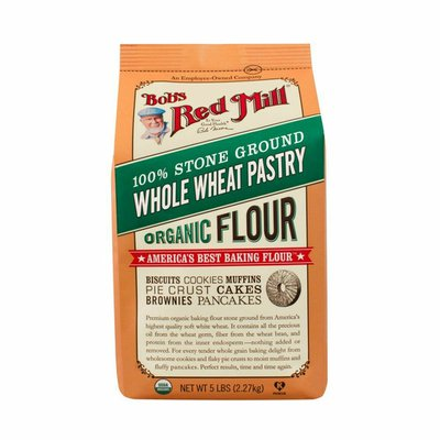 Bob's Red Mill Whole Wheat Pastry Flour, Organic