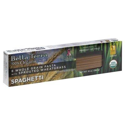 Bella Terra Spaghetti, Whole Grain