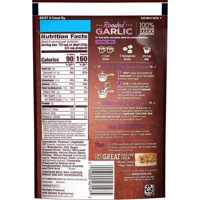 Betty Crocker Savory Roasted Garlic Potatoes