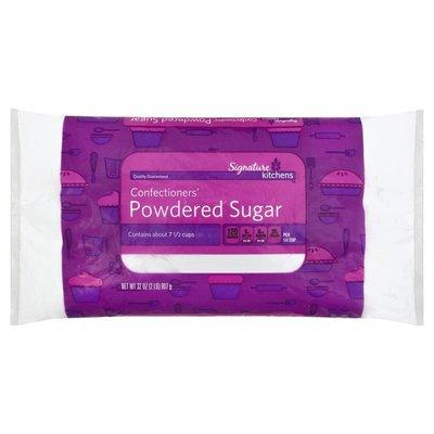 Signature Kitchens Sugar, Pure Cane, Powdered