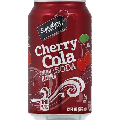 Signature Select Cola, Cherry