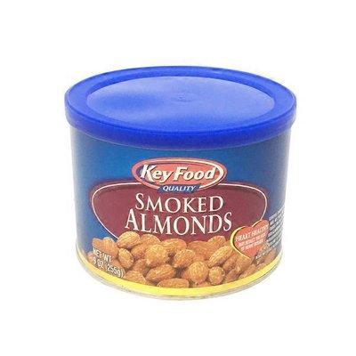 Key Food Smoked Almonds