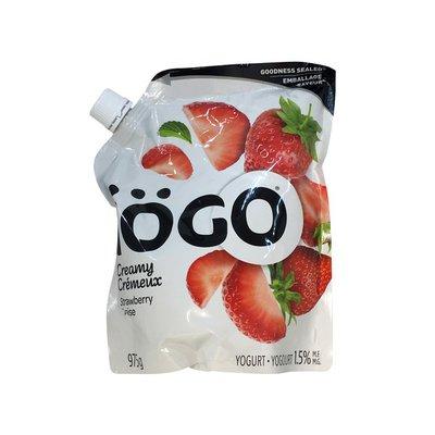 Iogo 1.5% Strawberry Yogurt Gfpf