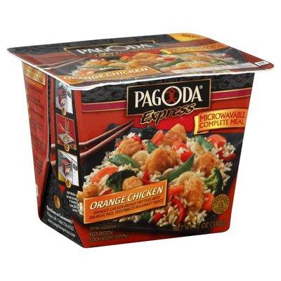 Pagoda Express Orange Chicken