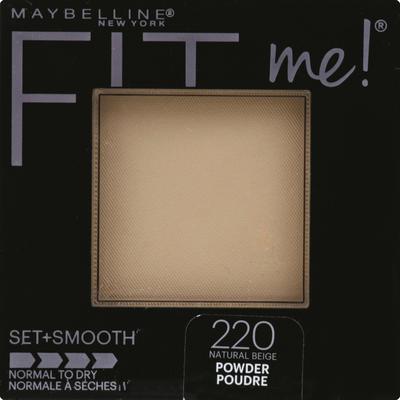 Maybelline Pressed Powder, Natural Beige 220