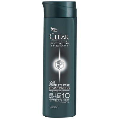 Clear Men Scalp Therapy 2 in 1 Complete Care Anti-Dandruff Daily Shampoo & Conditioner