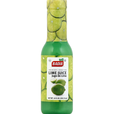Badia Spices Lime Juice