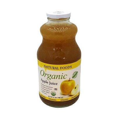Natura Foods Organic Apple Juice