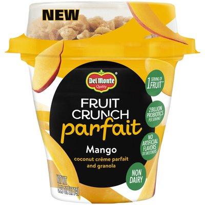 Del Monte Parfait, Mango, Fruit Crunch