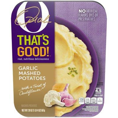 O, That'S Good! O That's Good Garlic Mashed Potatoes