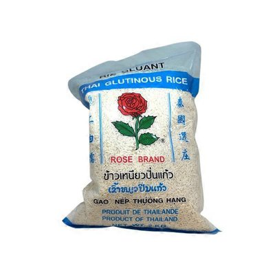 Rose Brand White Glutinous Rice