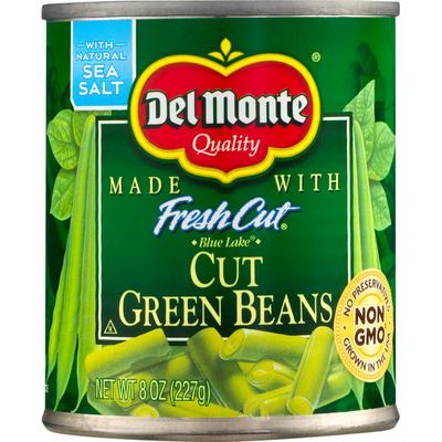 Del Monte Green Beans, Cut,