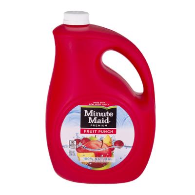 Minute Maid Fruit Punch Jug