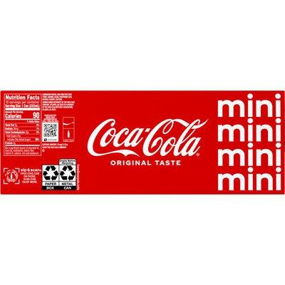 Coca-Cola Mini Cola