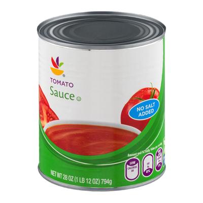Ahold Tomato Sauce No Salt Added