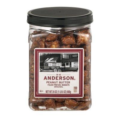 Anderson's Peanut Butter Pretzels
