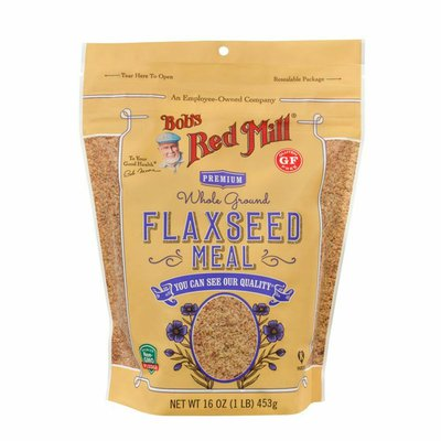 Bob's Red Mill Flaxseed Meal, Whole Ground