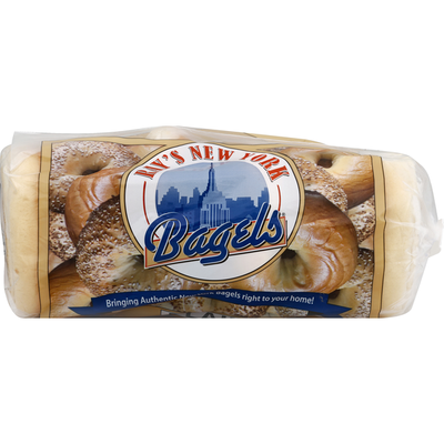Ray's New York Bagels Bagels, Plain