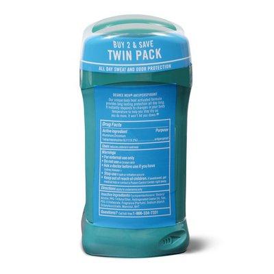 Degree Antiperspirant Deodorant Cool Rush