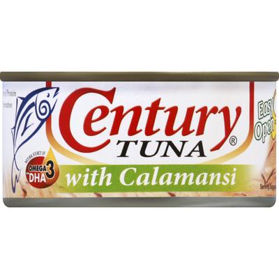 Century Tuna Tuna, with Calamansi
