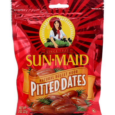 Sun-Maid Dates, Pitted